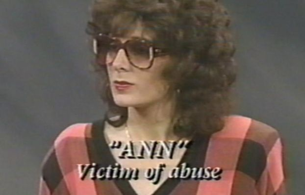 "Labor nominee Andrew Puzder's ex-wife appeared on ""The Oprah Winfrey Show"" using a pseudonym and wearing a wig and glass"