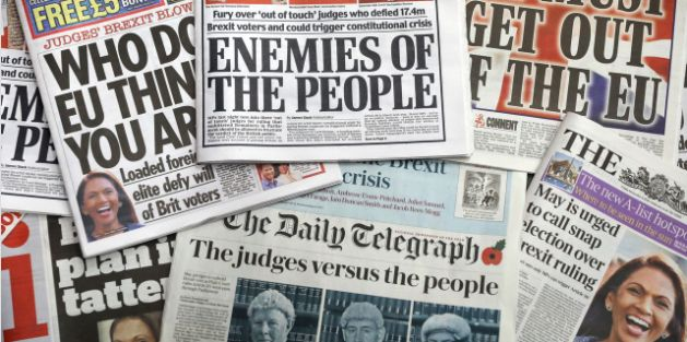 Students At Top Journalism Uni Vote To Overturn Campus Ban On Daily Mail, Sun And