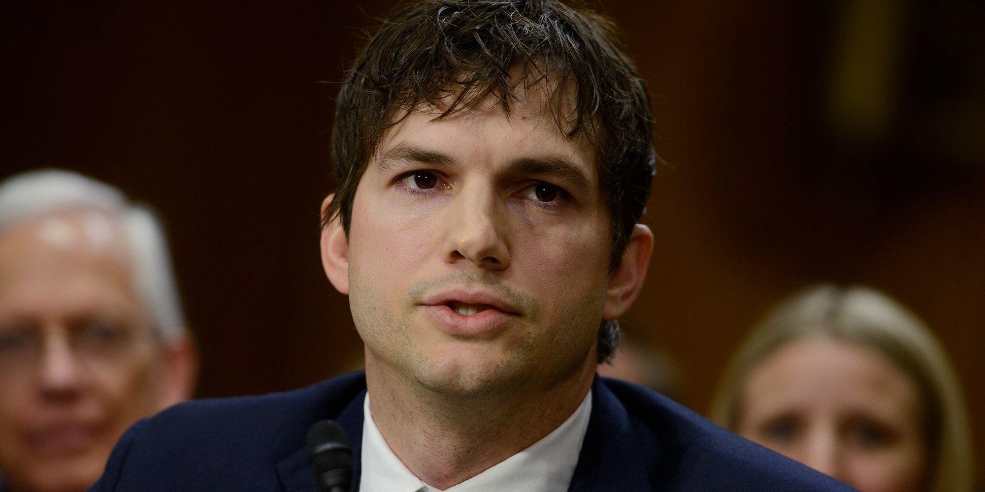 Ashton Kutcher Gives Emotional Testimony At Hearing To End ...