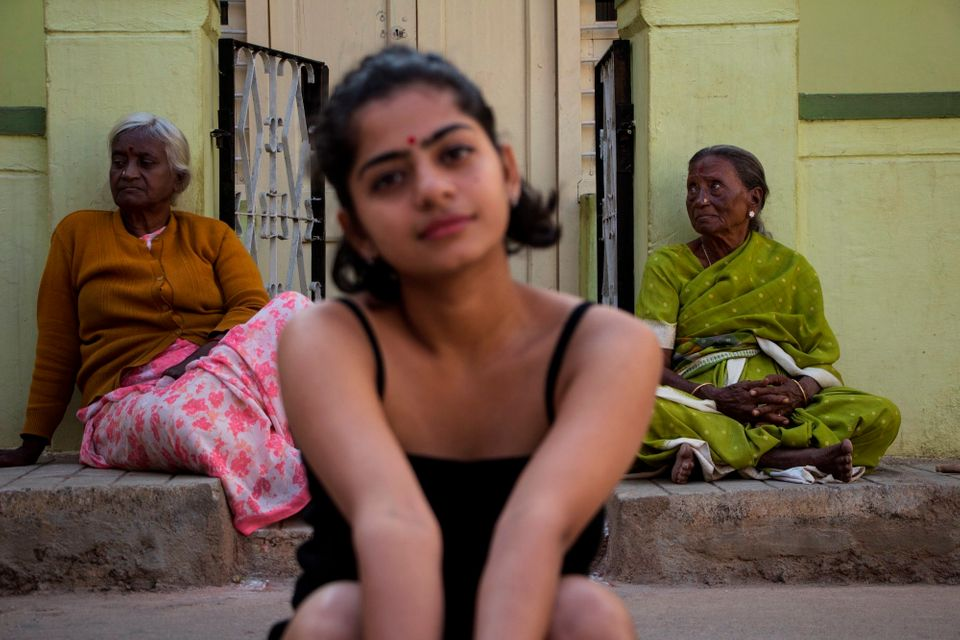 Photos Capture The Scrutiny And Harassment Young Women Face Just Being In