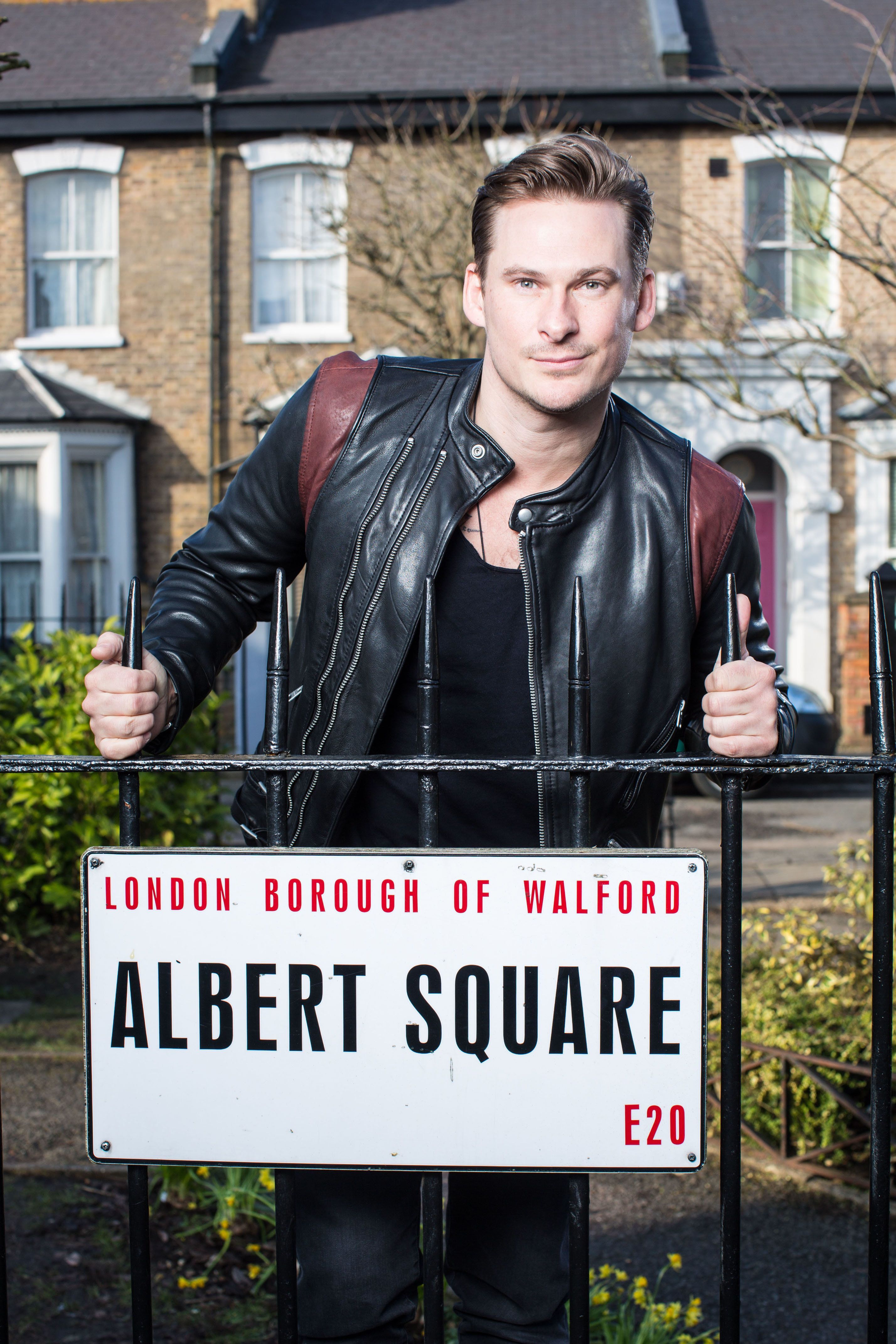 Confirmed! Lee Ryan Set For 'EastEnders'