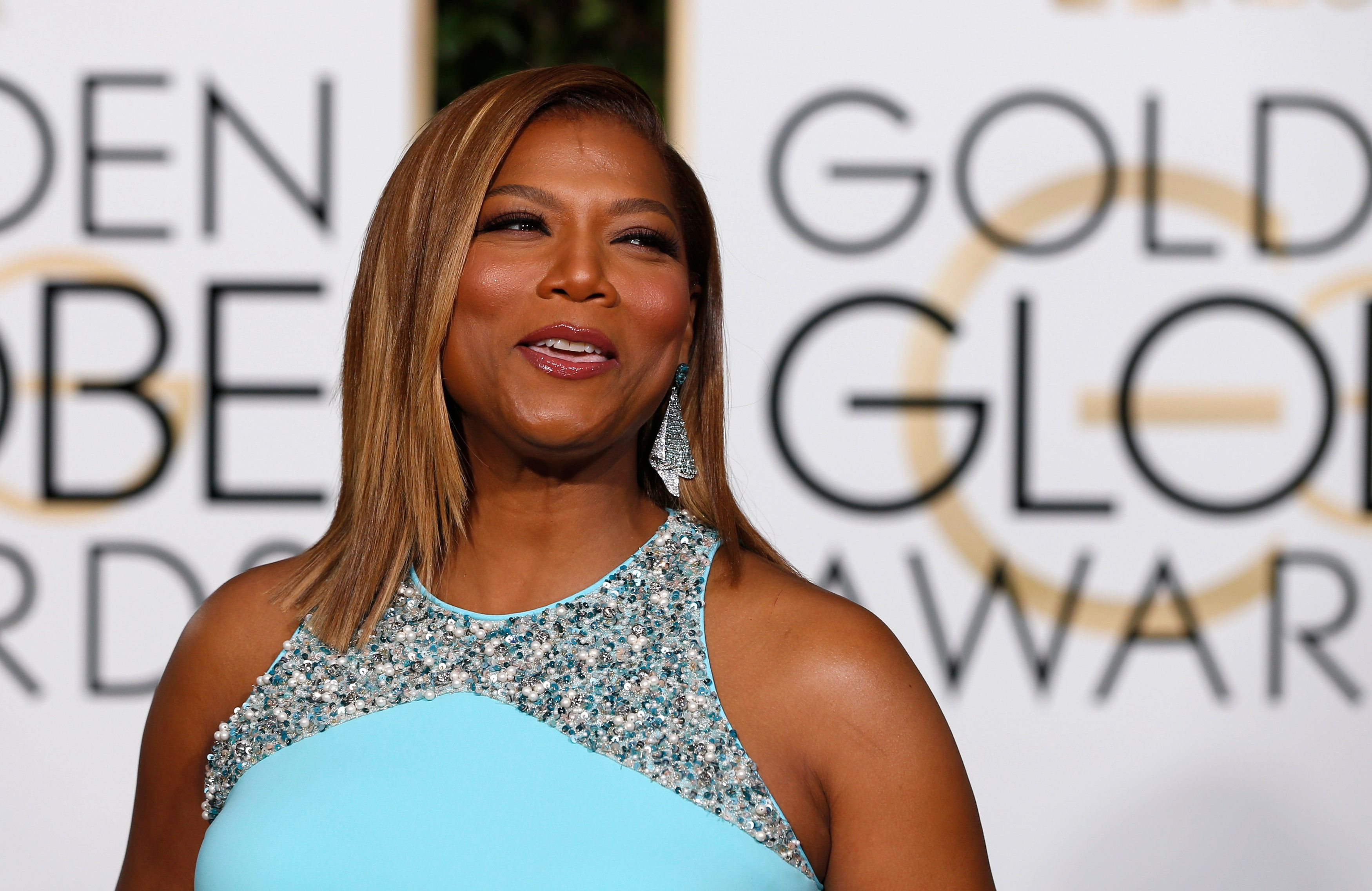 "Queen Latifah says she aimed to ""bring positive attention to the gay African-American community"" with her role in 1996's ""Set"