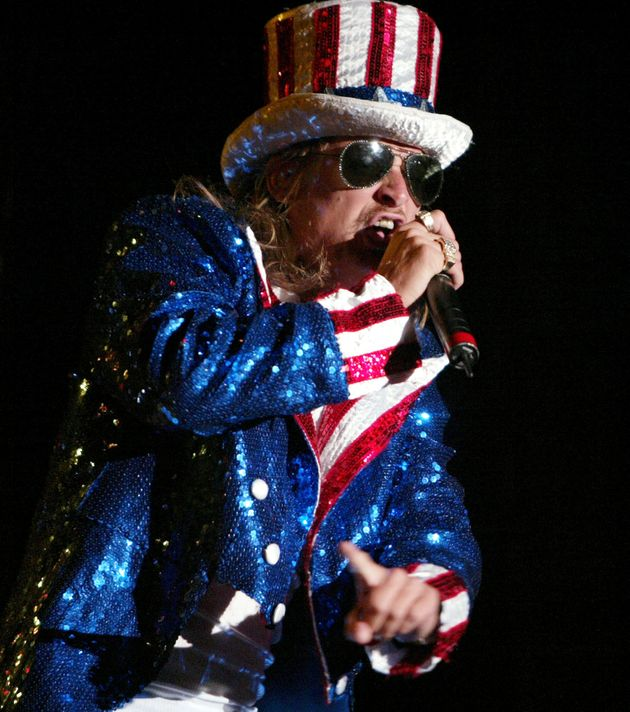 Local GOP Activist Pushes Kid Rock Candidacy For US Senate