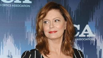 PASADENA, CA - JANUARY 11:  Actress Susan Sarandon attends the 2017 FOX All-Star Party at Langham Hotel on January 11, 2017 in Pasadena, California.  (Photo by Jason LaVeris/FilmMagic)