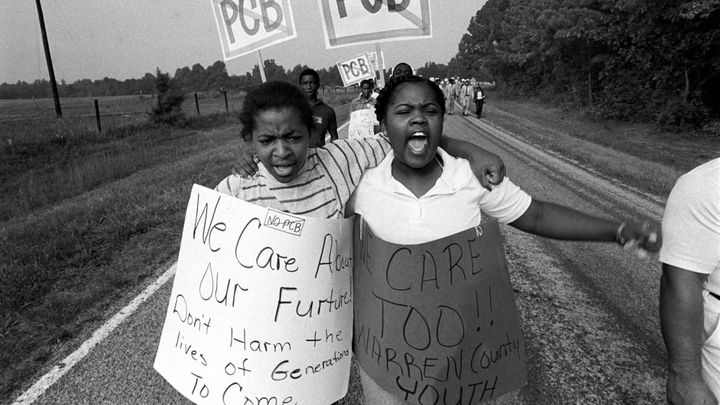 In 1973, residents in Warren County, NC feared that their groundwater would be contaminated by PCB. Community leaders organiz
