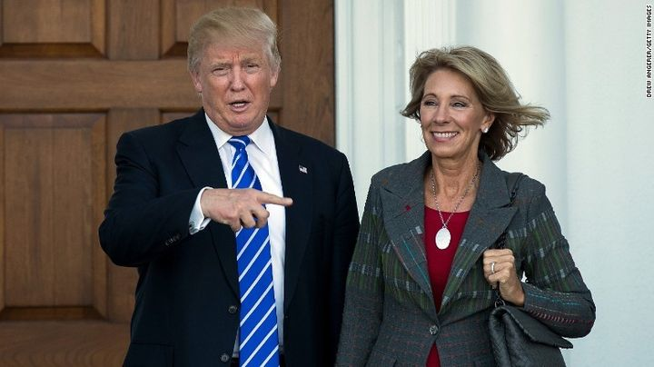 An Open Letter To Betsy Devos From >> A Disabled Student S Open Letter To Betsy Devos Please Protect All