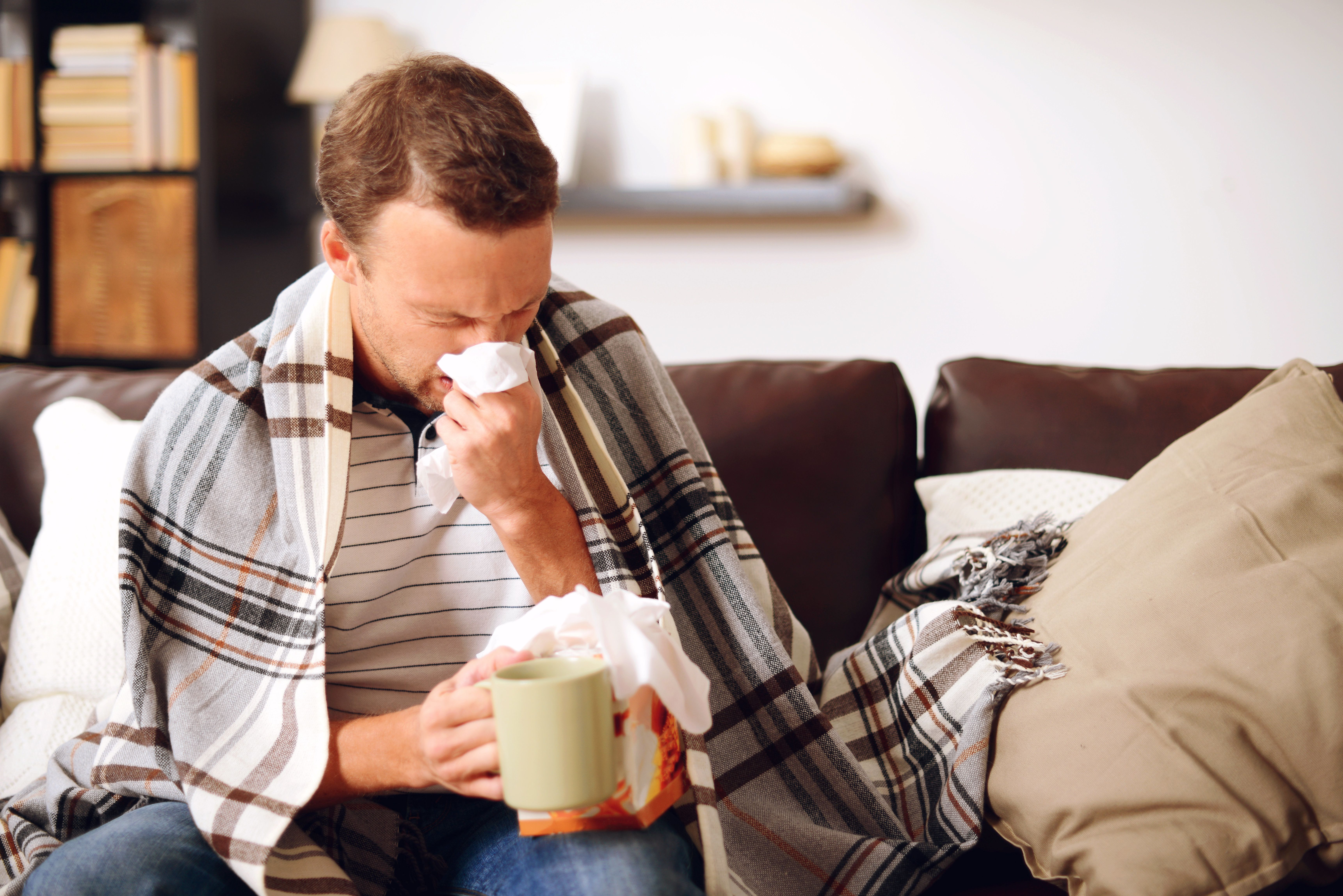 A new study suggests that not clocking enough sleepblocks specific processes in the DNA in your immune system that are responsible for fighting off infections,like the flu and the common cold, as well as chronic diseases.