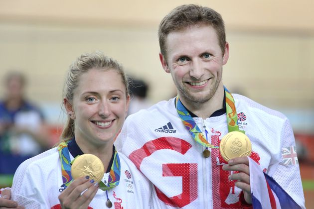 Laura and husband Jason are the golden couple of British cycling, sharing 10 Olympic gold medals between