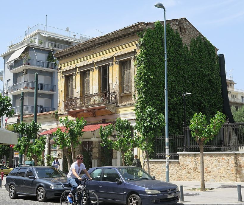 Athens is ripe for international investment.