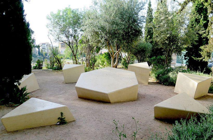 <em>Athens Holocaust Memorial</em>