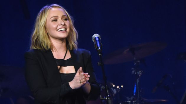 'Nashville' star Hayden Panettiere would seem a good fit to play Laura Kenny on