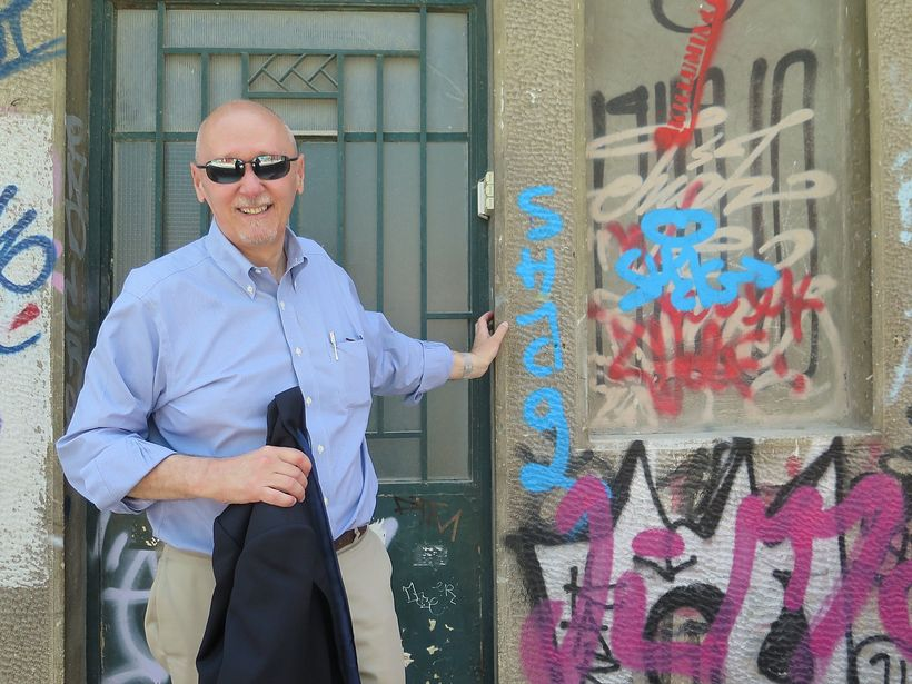 Athens with a Native guide Constantine E. Cavoulacos shows all aspects of his city.
