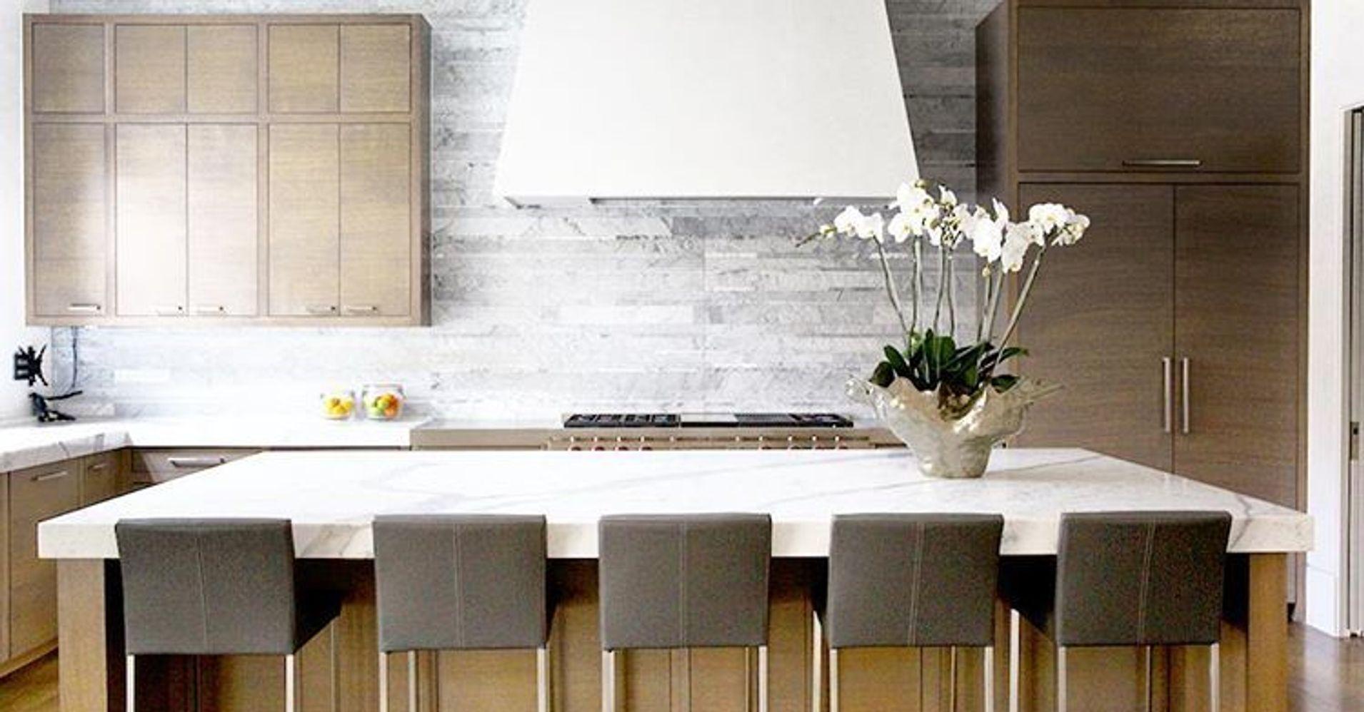 A Luxury Kitchen Backsplash | HuffPost