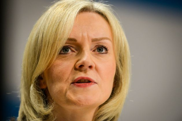 Lord Chancellor Liz Truss came under fire for failing to speak out quickly enough to defend
