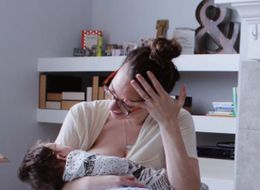 Mum On The 'Brink Of Tears' As She Shares Harsh Realities Of Life With 4-Month-Old