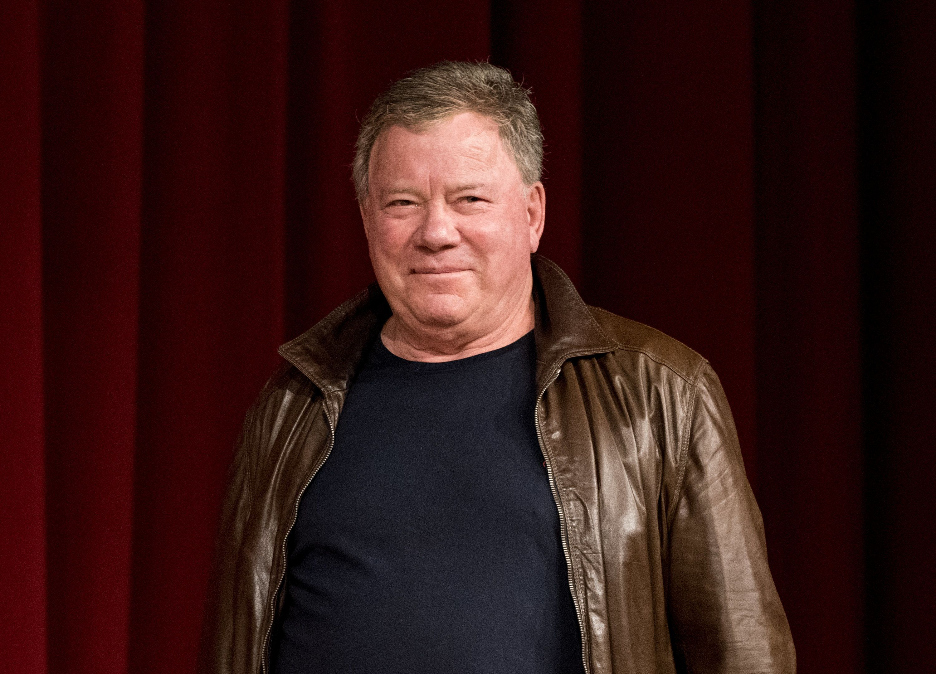 NEW YORK, NY - SEPTEMBER 04:  Actor William Shatner attends 'Star Trek Mission: New York' at The Jacob K. Javits Convention Center on September 4, 2016 in New York City.  (Photo by Noam Galai/WireImage)