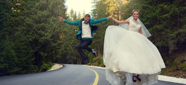 13 Men Reveal Their Dream Wedding Scenarios