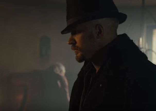Someone Has Compiled A Video Of Tom Hardy's Grunting In 'Taboo' And It's Made Us Feel A Bit