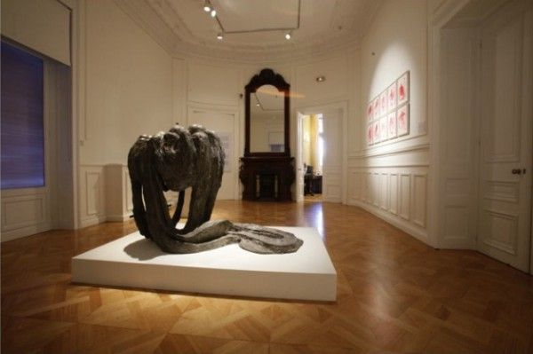 Personages, Louise Bourgeois © 2010, MCA archives