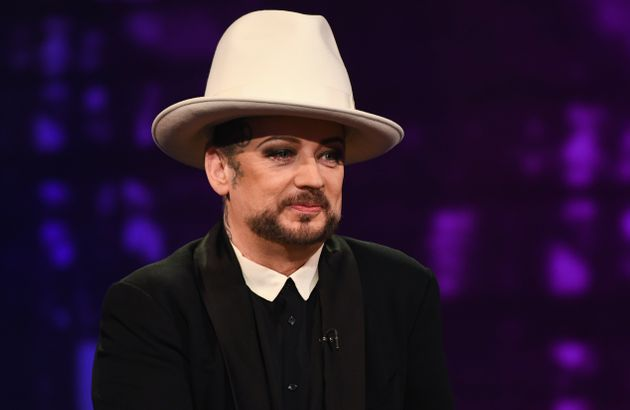 Boy George on 'Piers Morgan's Life