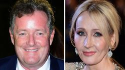 Piers Morgan Hits Out At 'Ghastly' J.K. Rowling In Fresh