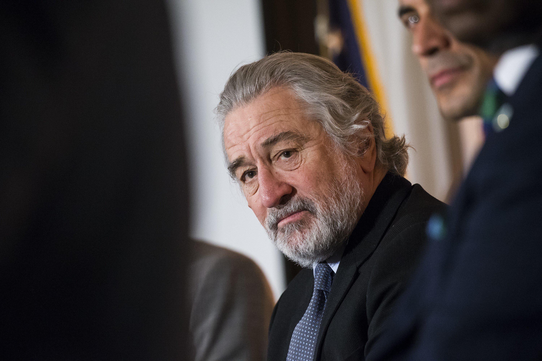 Robert De Niro Joins Robert Kennedy Jr. In Questioning Safety Of