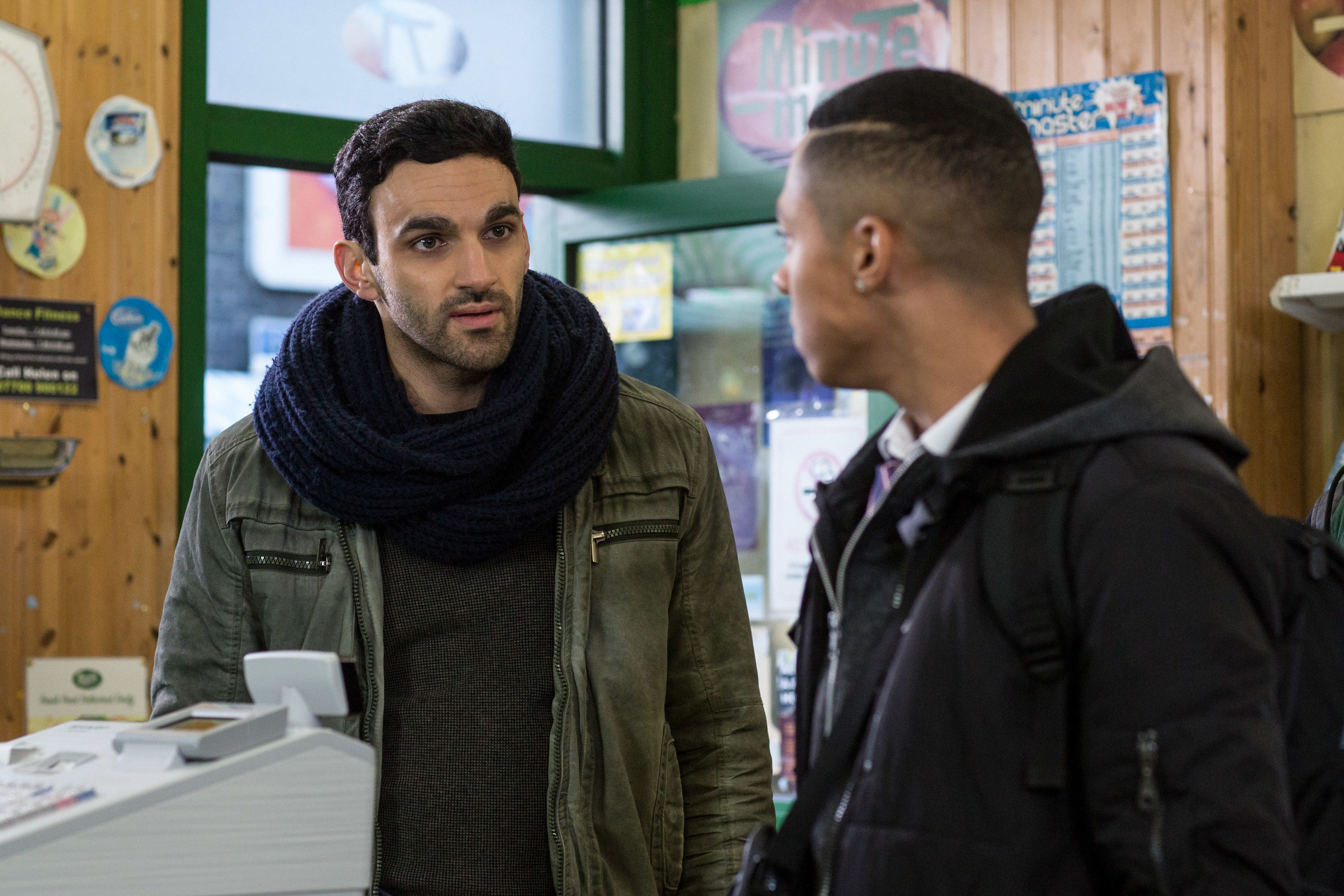 Brace Yourselves Soap Fans - It's Going To Be Kush vs Keegan In