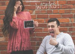 People Are LOL-ing Over This Couple's Blunt Pregnancy Announcement