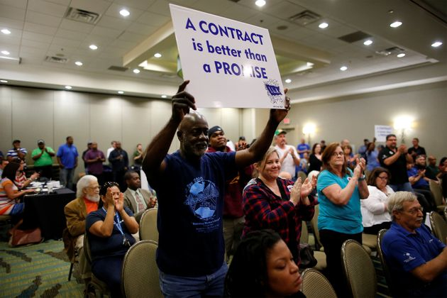 Boeing South Carolina votes not to unionize