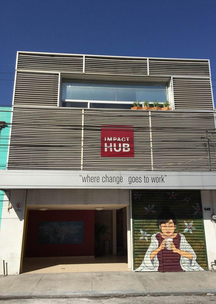 Impact Hub in Monterrey, Mexico