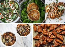 5 Easy, Healthy Recipes That'll Help You Get Through This Week