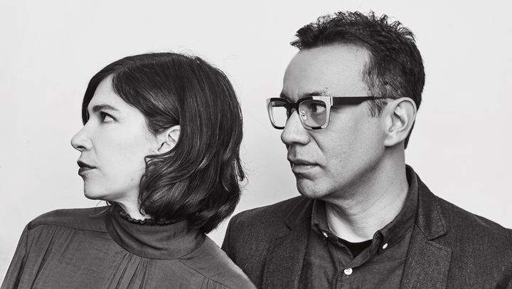 "Carrie Brownstein and Fred Armisen of ""Portlandia."""