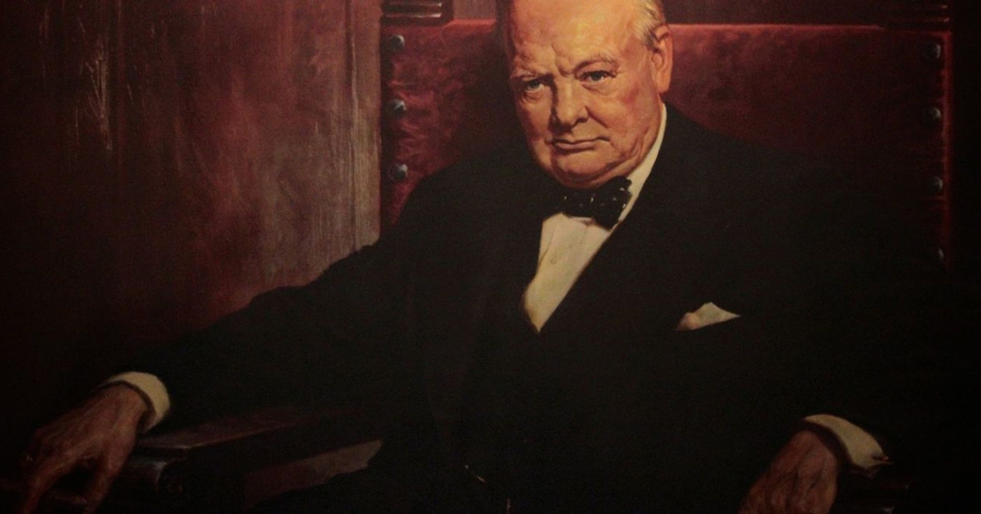 winston churchill essay on art Winston churchill's paintings star in an exhibit on the queen mary  the art of winston churchill exhibit aboard the queen mary, opening may 27  for they shall not be lonely, churchill .
