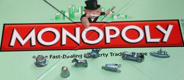 Monopoly's original team.