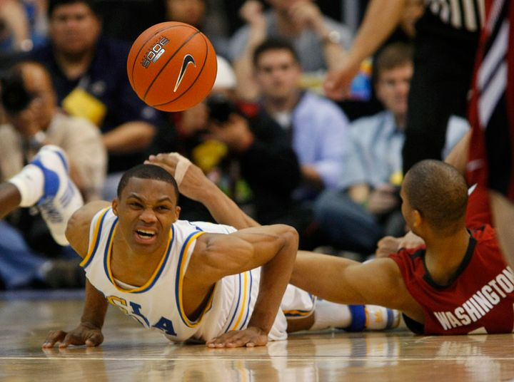 Despite being lightly recruited, Westbrook's tenacity helped guide UCLA to the Final Four in both 2007 and 2008.