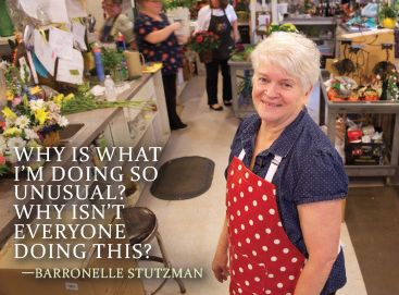 <em>Arlene's Flowers Owner Barronelle Stutzman</em>