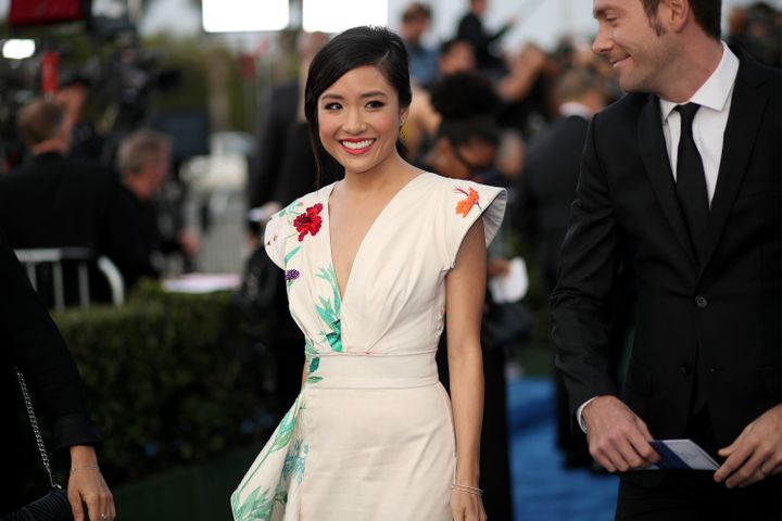Queen and badass Constance Wu.