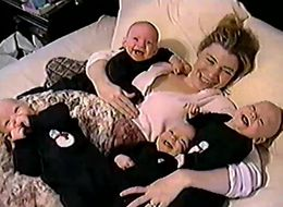 The 'Laughing Quadruplets' Who Delighted Everyone As Babies Are Now In High School
