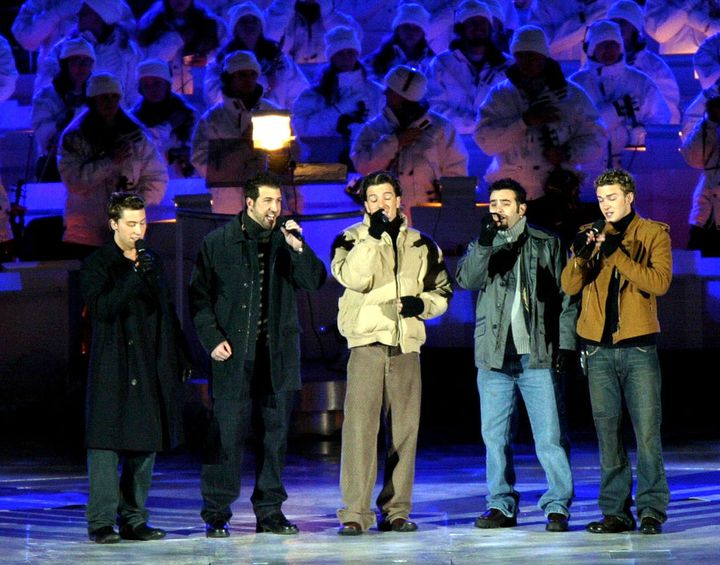 NSYNC Will Reunite In 2017