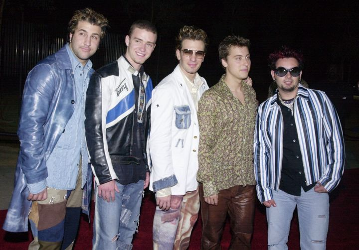 NSYNC Will Reunite This Year, According To Lance Bass