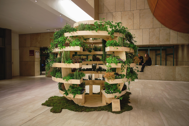 Indoor Skydiving » eco garden house complete indoor grow room ...