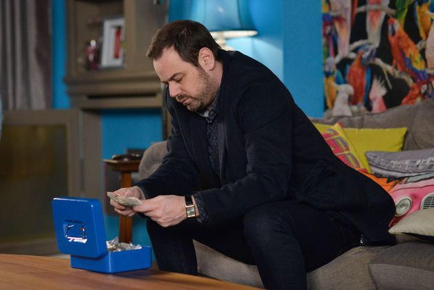 Danny Dyer on 'enforced break' from EastEnders