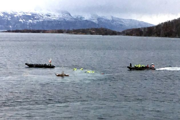 British tourists injured in speedboat crash off Norway