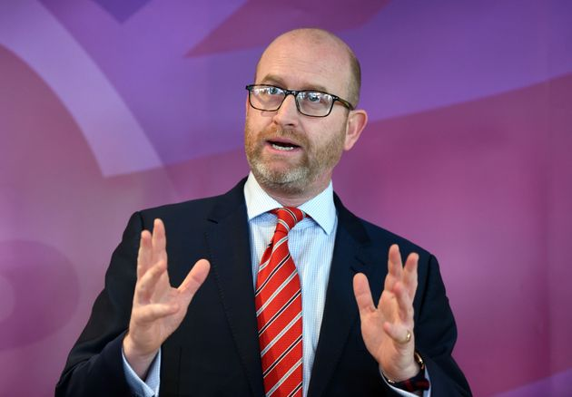 Paul Nuttall Pledges To Scrap VAT On Fish And