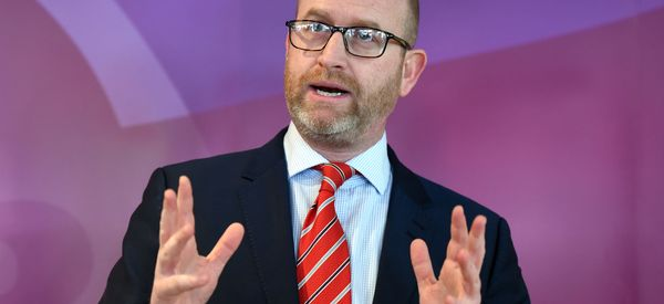 Paul Nuttall Pledges To Scrap VAT On Fish And Chips