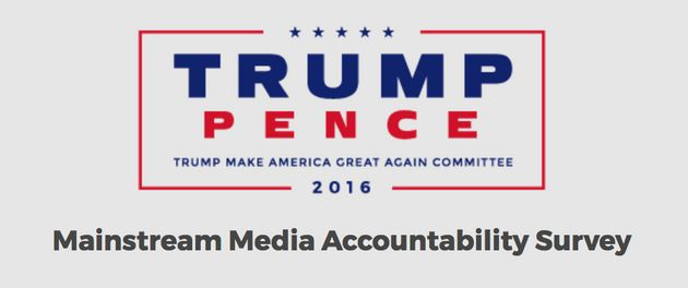 Donald Trump's latest attempt to tackle the media has been