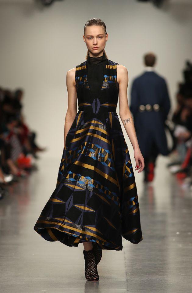 London Fashion Week 2017: The Teatum Jones Runway Celebrates Diversity And