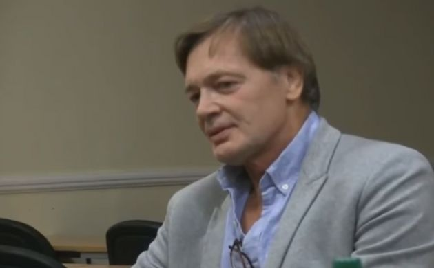 Andrew Wakefield, pictured above in a still from his documentary Vaxxed, which screened in London this...