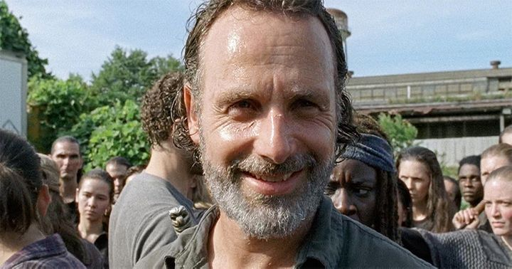 What you smiling about, Rick?