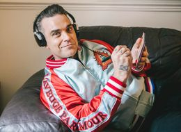 Watch Robbie Williams Make A Fan's Dream Come True. Hankies Needed.